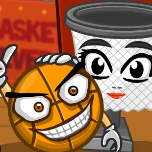 Game Basket & Ball