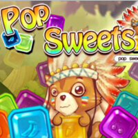 Game Pop Sweets