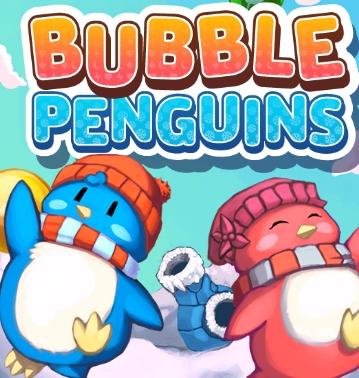 Game Bubble Penguin