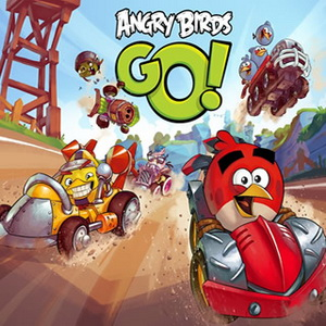 Game Angry Birds Go Puzzle