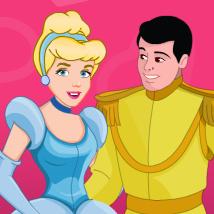 Princess Cinderella Wedding Doll House