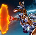 Game Robot Kangaroo