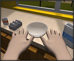 Game Baking Simulator