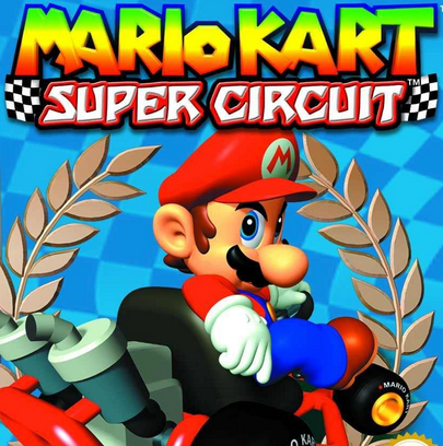 Game Mario Kart: Super Circuit