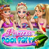 Game Princess Pool Party