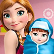 Game Anna?s Newborn Baby