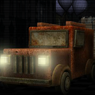 5 Nights At Freddy S Mega Parking