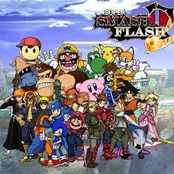 Game Super Smash Flash 2