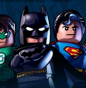Game Lego Super Heroes: Team Up