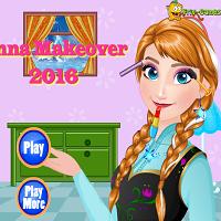 Anna Makeover 2016