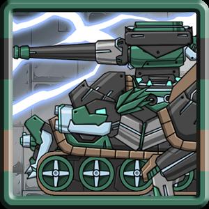 Game Dino Robot Proganochelys