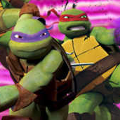 Game Teenage Mutant Ninja Turtles: Throw Back