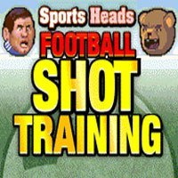 Game Soccer Heads: Shot Training