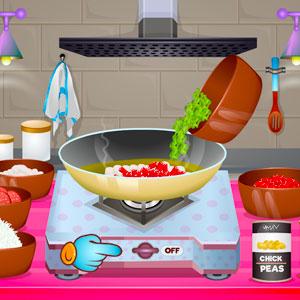 Game Spanish Fish And Chorizo Soup