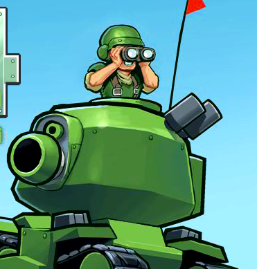 Game Tank 4 Hire