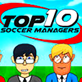 Game Top 10: Soccer Managers