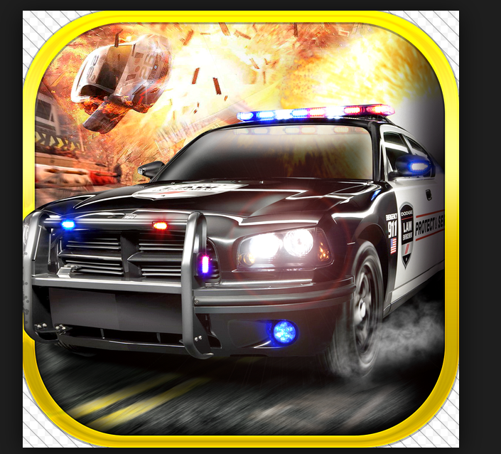 Game Super Chase 3D