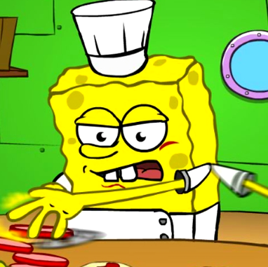 Game Spongebob Restaurant