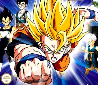 Game Dragon Ball Z: The Legacy of Goku