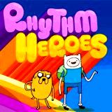 Game Adventure Time: Rhythm Heroes