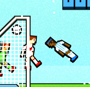 Game Ragdoll Soccer