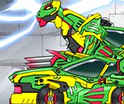 Game Dino Robot Therizinosaurus