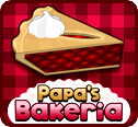 Game Papa's Bakeria