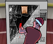 Game Vending Machine Champ