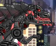 Game Dino Robot Terminator T-Rex