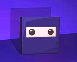 Game Super Ninja Block
