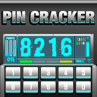Game PIN Cracker