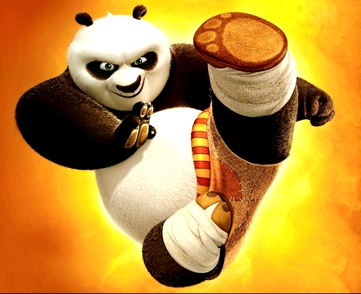 Kung Fu Panda 3  Furious Fight
