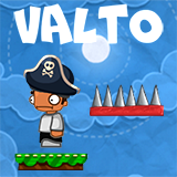 Game Valto Jump