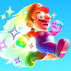 Game Super Mario Bros Star