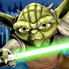 Star Wars Arcade   Yoda S Jedi Training
