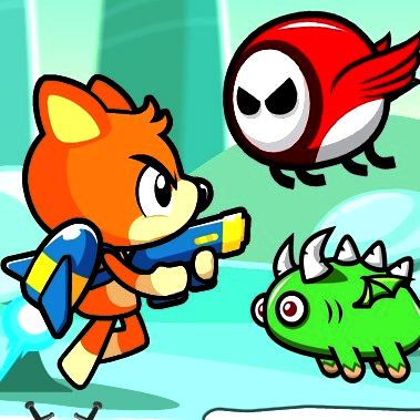 Game Bear in Super Action Adventure 2