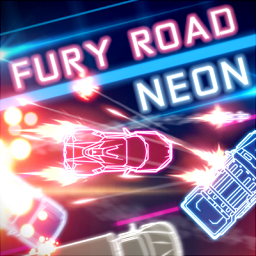 Game Fury Road Neon