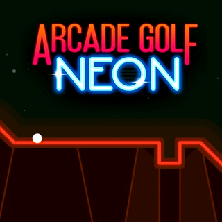 Game Arcade Golf: NEON