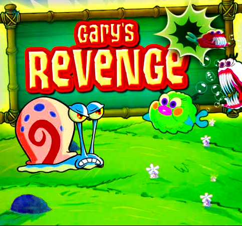 Game SpongeBob Squarepants: Gary's Revenge