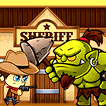 Game Super Cowboy Run