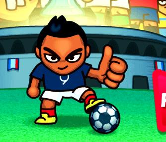 Game Footchinko Euro 2016