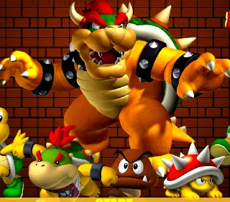Game Super Mario Twins