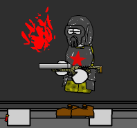 Game Madness Metro 2033 Random Battles