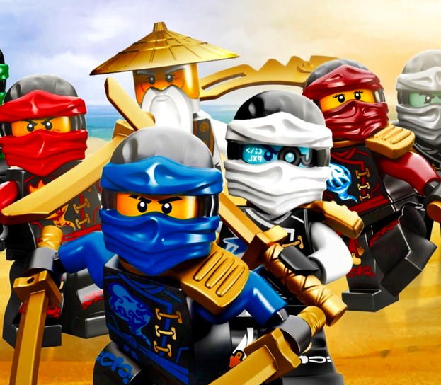 Game Lego Ninjago Skybound