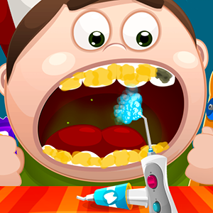 Doctor Teeth Game Online kiz10