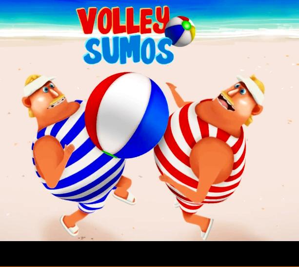 Game Volley Sumos
