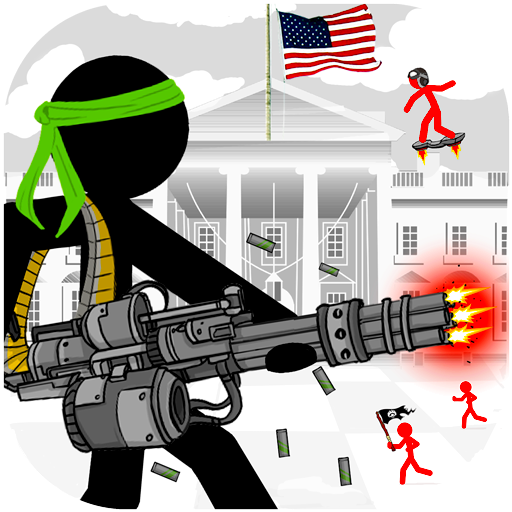 Game Stickman Army: The Defenders