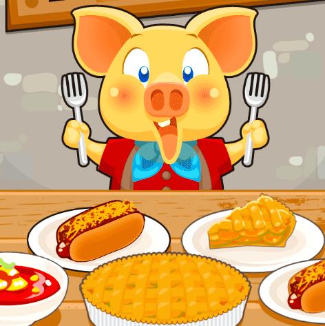 Piggy Dinner Rush