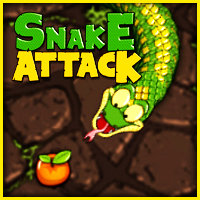Game Snake Attack