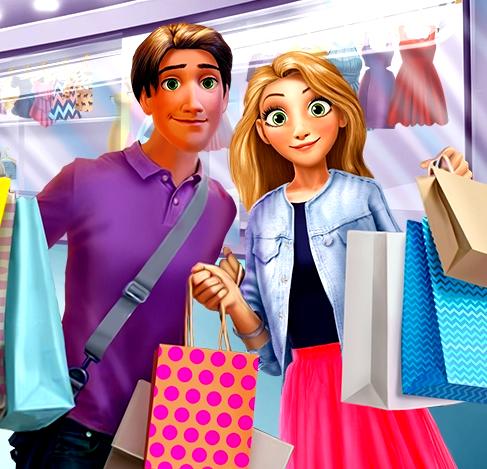 Rachel   Filip  Shopping Day